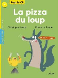 La pizza du loup