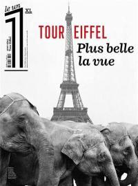 Le 1, hors-série, Tour Eiffel : plus belle la vue