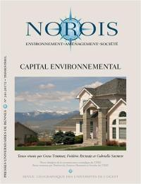 Norois, Capital environnemental
