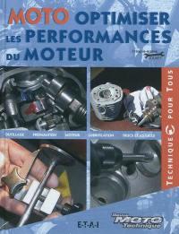 Moto : optimiser les performances du moteur
