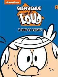 Livre Bienvenue Chez Les Loud Volume 2 Ecrit Par