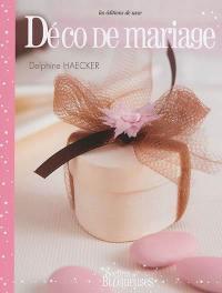 Déco de mariage