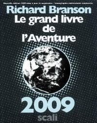 Le grand livre de l'aventure 2009