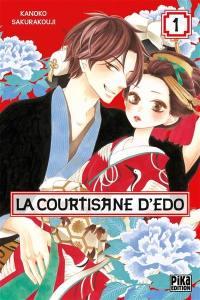 La courtisane d'Edo. Volume 1