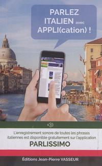 Parlez italien avec appli(cation) !
