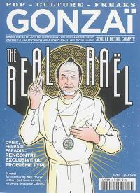 Gonzaï. n° 15, The real Raël : ovnis, Ferrari, paradis... : rencontre exclusive du troisième type