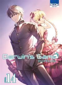 Darwin's game. Volume 14, Darwin's game