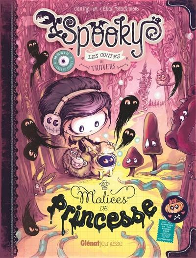 Spooky et les contes de travers, Malices de princesse, Vol. 3