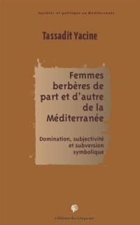 Femmes berbères de part et d'autre de la Méditerranée