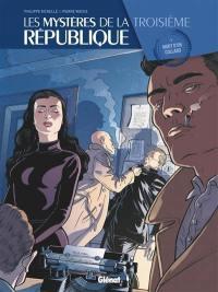 Les mystères de la troisième République. Volume 5, Mort d'un collabo