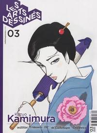 Les arts dessinés. n° 3