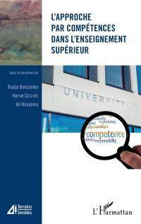 L'approche par compétences dans l'enseignement supérieur