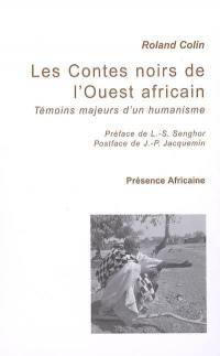 Les contes noirs de l'Ouest africain
