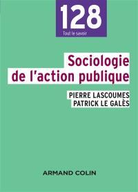 Sociologie de l'action publique