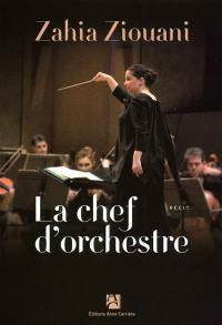 La chef d'orchestre