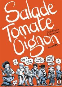 Salade tomate oignon