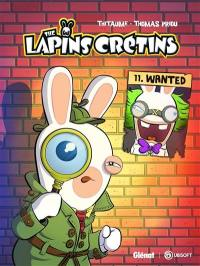 The lapins crétins. Volume 11, Wanted
