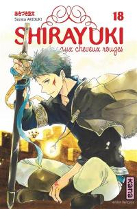Shirayuki aux cheveux rouges. Volume 18, Shirayuki aux cheveux rouges