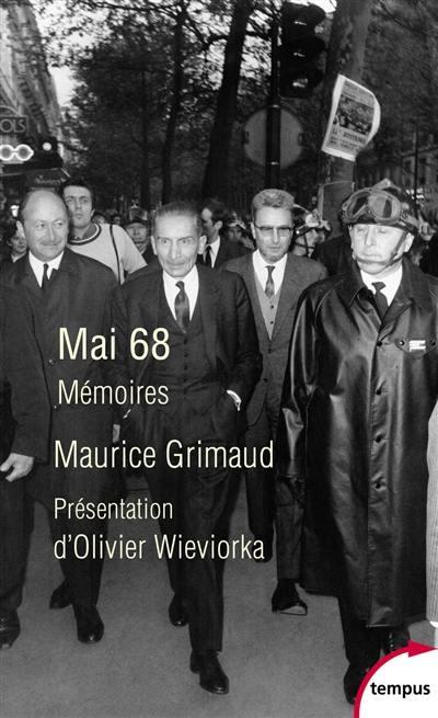 Mai 68 : mémoires