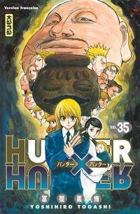 Hunter x Hunter. Volume 35, Hunter x Hunter