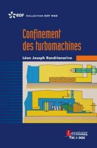 Confinement des turbomachines