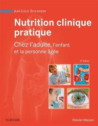 Nutrition clinique pratique