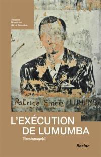 L'exécution de Lumumba