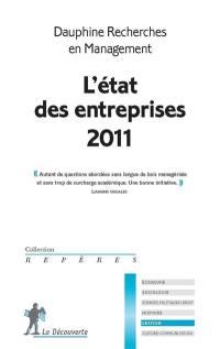 L'état des entreprises 2011