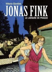 Jonas Fink. Volume 2, Le libraire de Prague