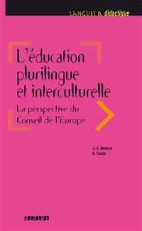 L'éducation plurilingue et interculturelle : la perspective du Conseil de l'Europe