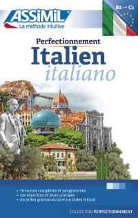 Perfectionnement italien : niveau atteint C1