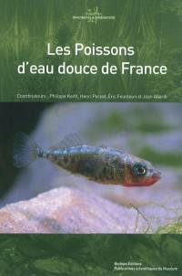 Les poissons d'eau douce de France