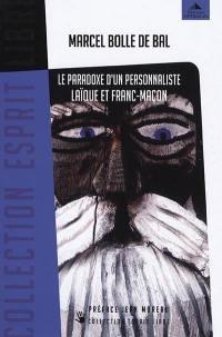 Le paradoxe d'un personnaliste laïque et franc-maçon