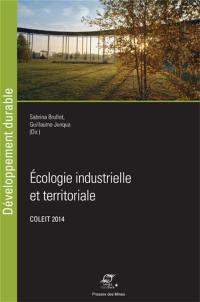 Ecologie industrielle et territoriale. Volume 2