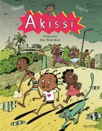 Akissi. Volume 8, Mission pas possible