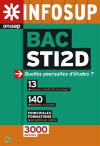 Bac STI2D : quelles poursuites d'études ?