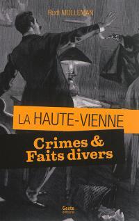 Crimes et faits divers en Haute-Vienne