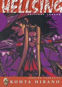 Hellsing. Volume 6