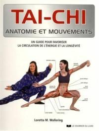 Tai-chi, anatomie et mouvements