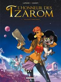 L'honneur des Tzarom. Volume 1, Cellules familiales
