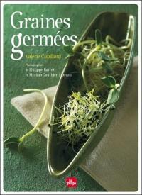 Graines germées : pré-germination, jeunes pousses, jus d'herbes