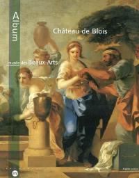 Château de Blois, Musée des beaux-arts (en anglais)