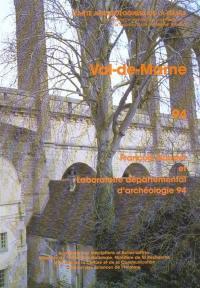 Carte archéologique de la Gaule. Volume 94, Val-de-Marne