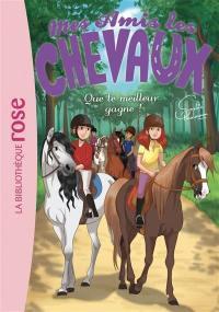 Mes amis les chevaux. Volume 24, Que le meilleur gagne !
