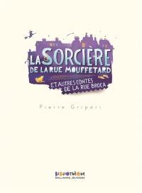 La sorcière de la rue Mouffetard