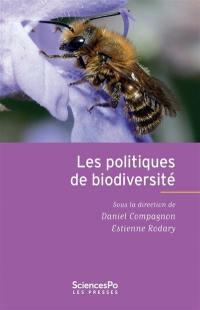 Les politiques de biodiversité