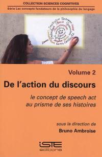 De l'action du discours