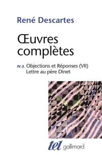 Oeuvres complètes. Volume 4-2,