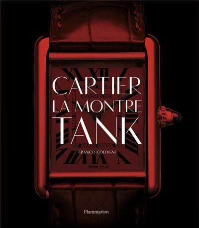 Cartier : la montre Tank