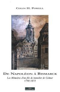 De Napoléon à Bismarck